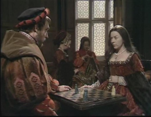 Dorothy Tutin as Anne Boleyn