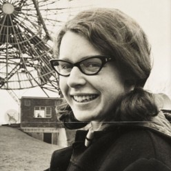 Jocelyn Bell Burnell – Astronomer who helped discover the Pulsar