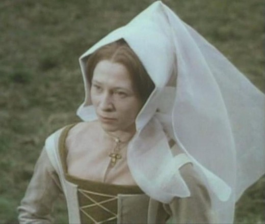 Anne Stallybrass as Jane Seymour