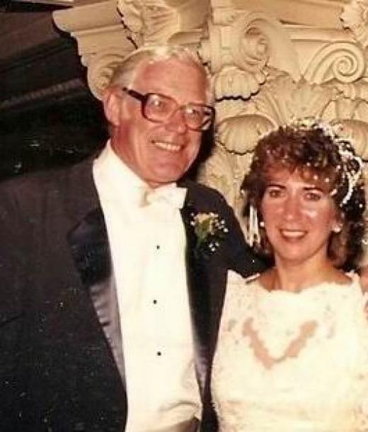 Wedding day - May 29, 1987
