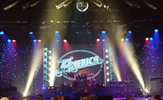 America Live in Concert, Atlantic City, New Jersey