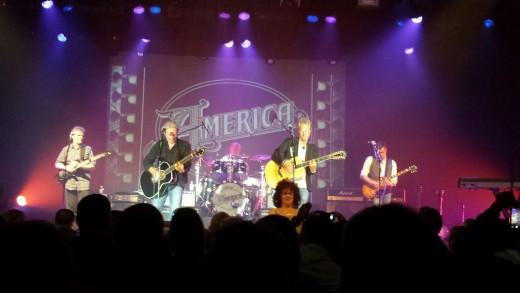 America Concert, 2014