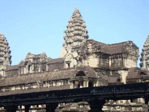 The magnitude and beauty of Angkor Wat is more than can be described. Go and explore the wonders.