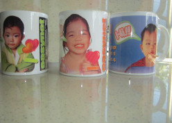 Good Gift Idea - Personalized Mugs