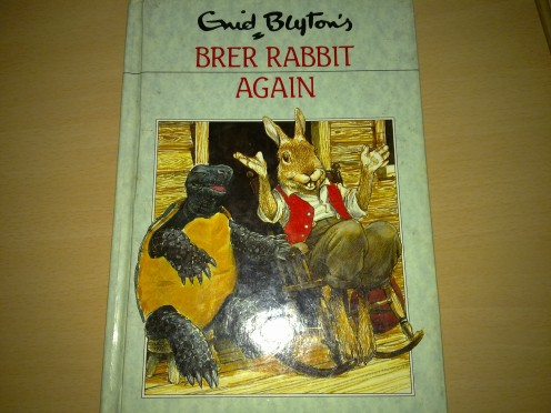 Brer Rabbit Story book, my favorite
