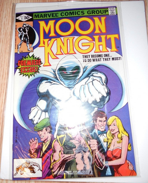 Moon Knight #1: Still very addordable