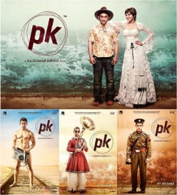 PK (2014) movie review