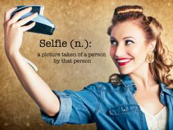 Hashtag Selfie - A Poem