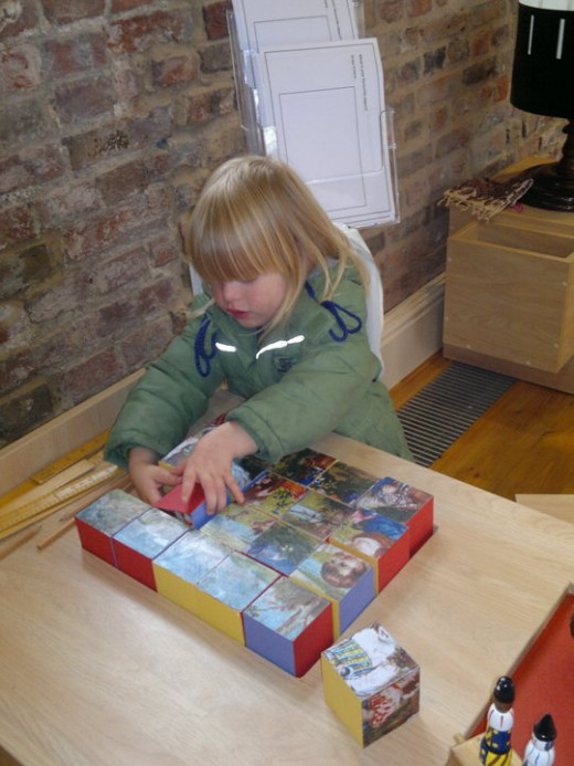 Hands-on museums are great experiences because they let kids play with someone else's toys!