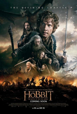 New Review: The Hobbit: The Battle of the Five Armies (2014)