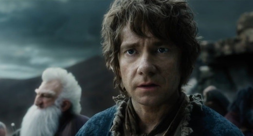 Poor Martin Freeman. He was perfectly cast, but even he couldn't save these movies. :(
