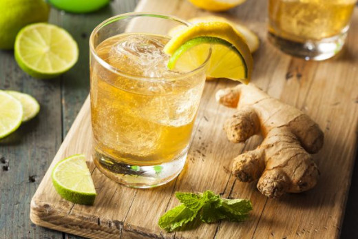 Ginger Beer - super simple to make