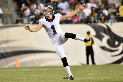 Eagles Kicker Cody Parkey doubled his missed FGs on Saturday