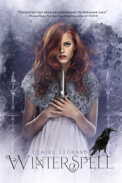 Winterspell by Claire Legrand Review