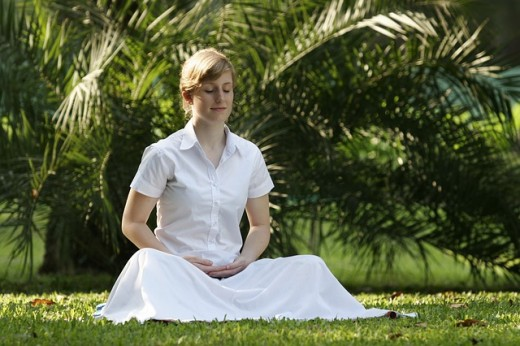 Meditation - CC0 1.0 Universal