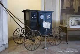 Early Postal Vehicle(s) Museums