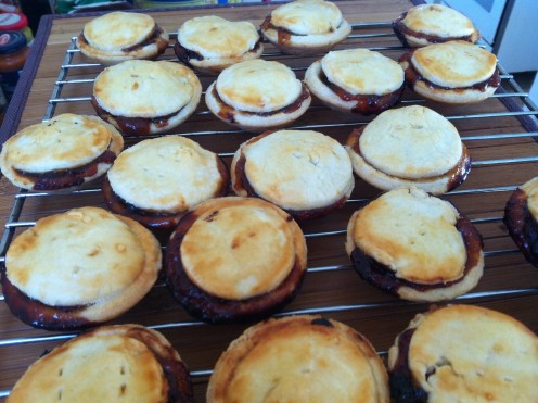 Freshly baked Mince Pies!