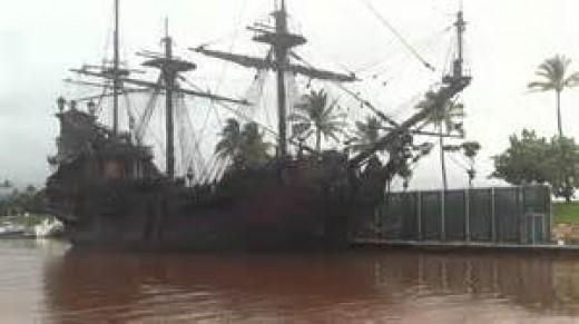 Queen Anne's Revenge, Blackbeards  Ship