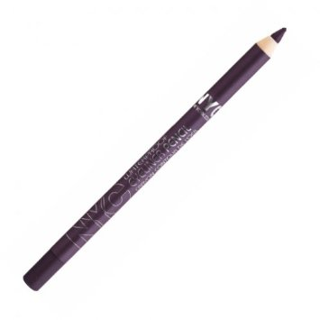 New York Color eyeliner in Smoky Plum is a great color for green eyes.