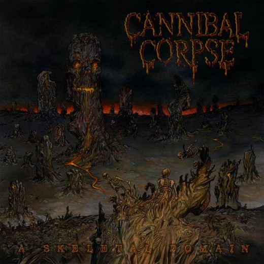 Cannibal Corpse – The Skeletal Domain