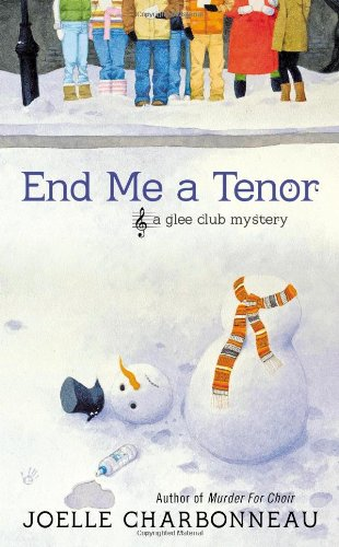 A snowman had to die for this book
