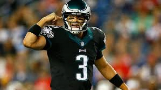 Quarterback Mark Sanchez