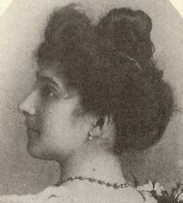 Jeanne Louise Calment, age 20 (lived 122 years)