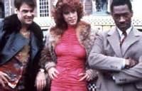 Dan Ackroyd, Jamie Lee Curtis and Eddie Murphy have big plans in 1983