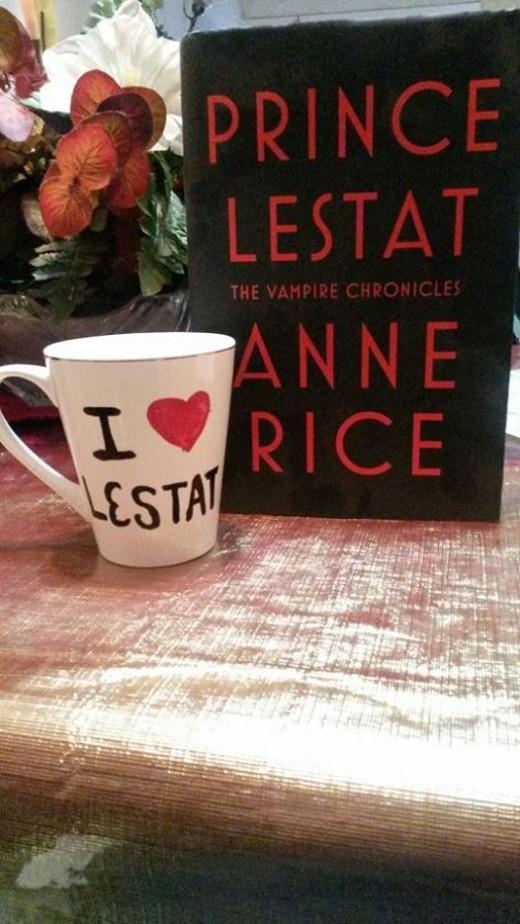 """I love Lestat"""