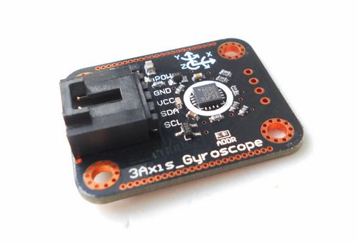 L3G4200D 3-axis Gyroscope Module-Compatible with Arduino