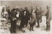 Life in the Warsaw Ghetto.