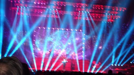 Trans-Siberian Orchestra Laser Light Show