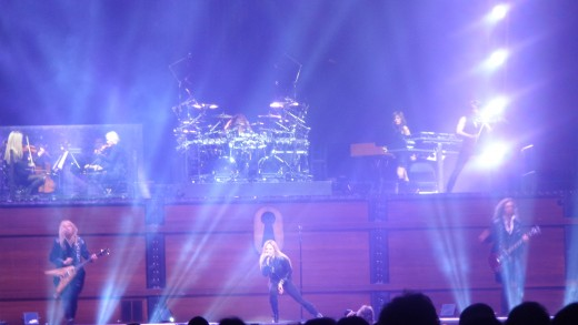 Trans-Siberian Orchestra Concert, 2014, The Christmas Attic