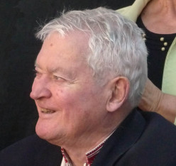 Former Canadian Prime Minister John Turner