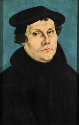 Martin Luther, who according to created the modern decorations of Christmas trees.