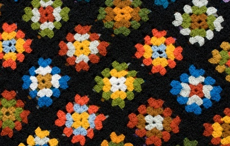 My Mother made many Afgans and Quilts to keep us warm on Winter nights.