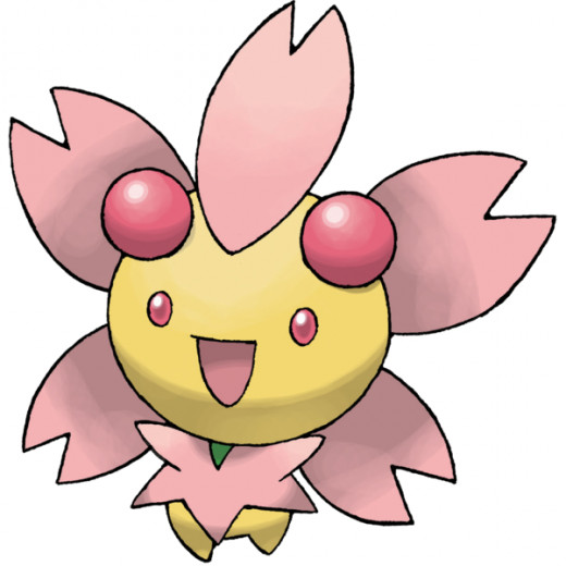 Official Pokemon Art