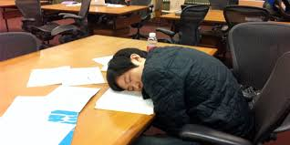 Individuals who do not sleep enough are often exhausted and stressed. This often results to weight gain.