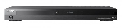Sony BDP-S7200 Blu-ray Player Display