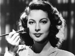Ava Gardner, beautiful important woman