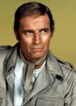 Charlton Heston, acting icon, V.I.P.