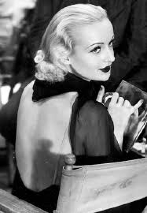 Hollywood legend, Carole Lombard