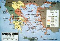 Politics and the Peloponnesian War