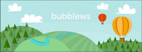 Some of the new layout design by Bubblews