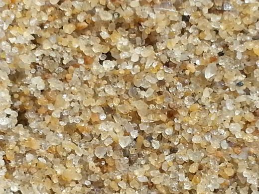 Sand on Virginia Beach