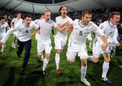 Spirited: Slovenia and its March to the 2010 World Cup
