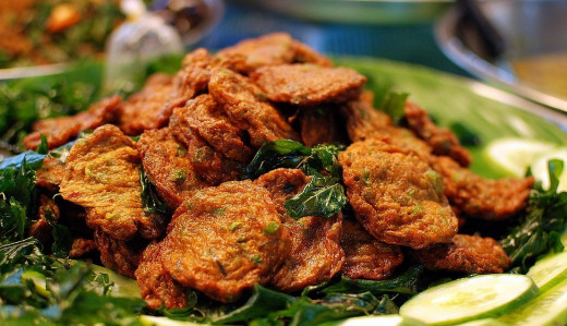 Fish cakes can be improved using fresh chillies, herbs, lime and wonderful fresh fish