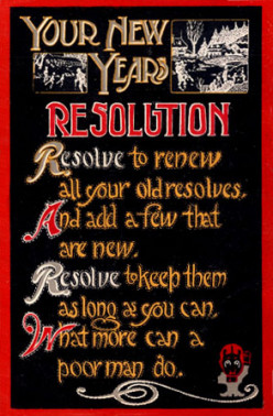 When Did the Tradition of New Year's Resolutions Start?