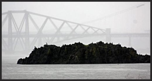 forth Bridge, Scotland