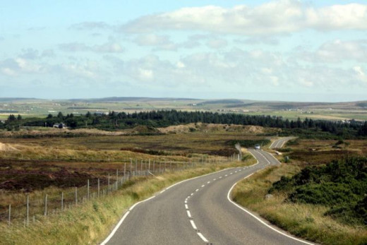 Another Scottish Road